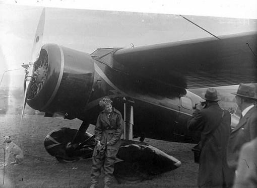 """Amelia Earhart, Zonta Club Taranto ricorda la prima donna che sorvolò l'oceano <span class=""""dashicons dashicons-calendar""""></span>"""
