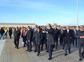 IV Sporgente, nuovi punti di ormeggio nel porto di Taranto