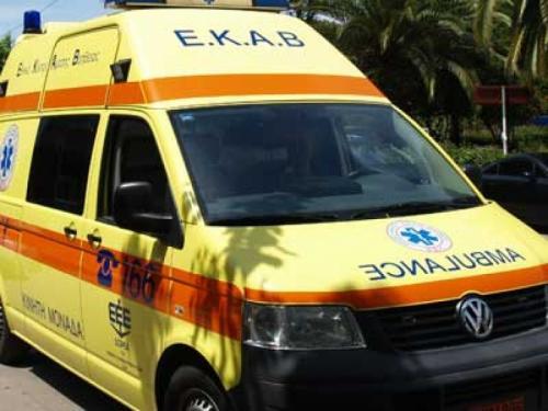 Λάρισα:Στο νοσοκομείο μια γυναίκα από έκρηξη σε γκαζάκι