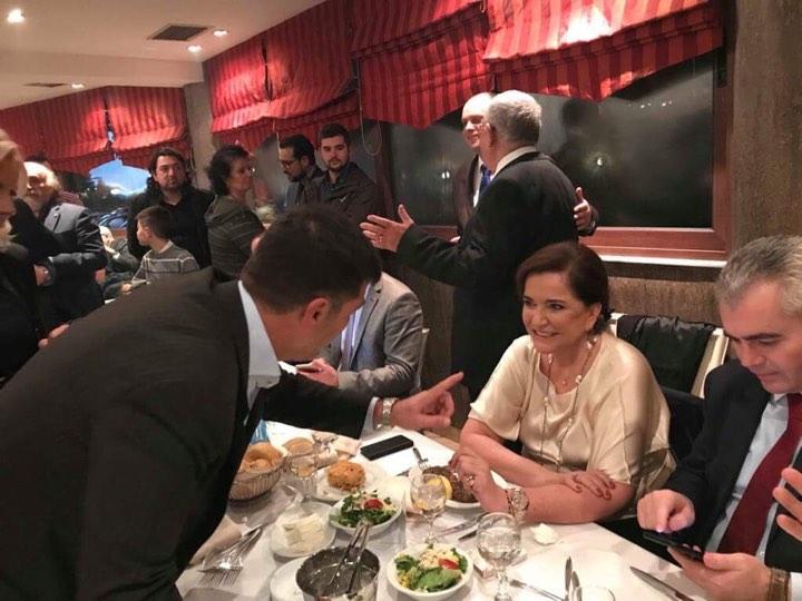 Και τα Γρεβενά στην κοπή πίτας της ΝΟΔΕ στη Λάρισα με τον Ανδρέα Πάτση να κρατάει κλειστά τα χαρτιά του! (Φώτο)