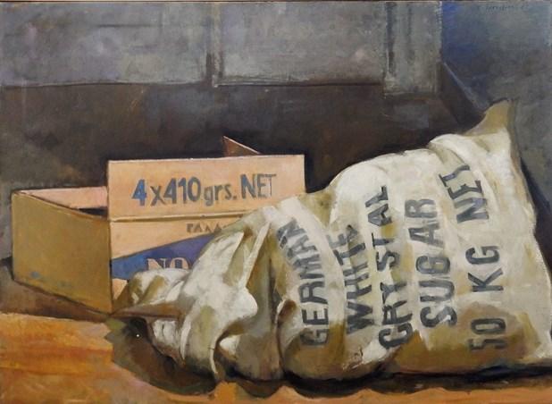 """Η έκθεση """"Αποκτήματα"""" στη Δημοτική Πινακοθήκη Λάρισας"""