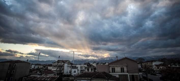 Συννεφιασμένος ο καιρός σήμερα -Πού θα σημειωθούν βροχές