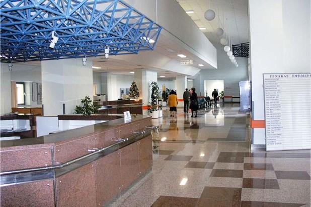Στο ΕΣΠΑ δύο νέα έργα για το Πανεπιστημιακό Νοσοκομείο Λάρισας