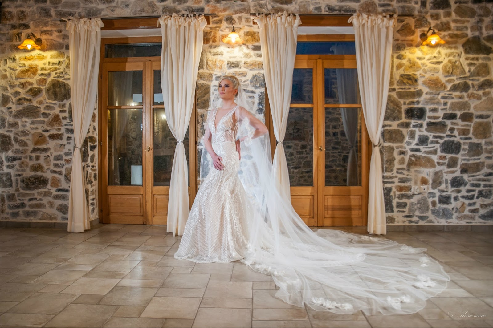 ΟΙΚΟΣ ΝΥΦΙΚΩΝ LILIAN - LILIAN WEDDING DRESSES 2018