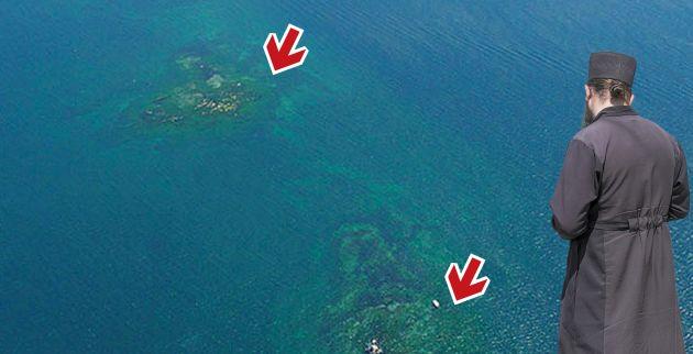 Χάνουν τον ύπνο τους οι Τούρκοι με το βυθισμένο νησί των μοναχών