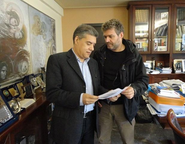 Αθλητικά έργα 450.000 ευρώ στο Δήμο Αγιάς