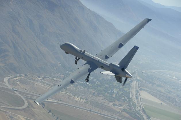 MQ-9 Reaper: Από τη Λάρισα επιχειρεί ο