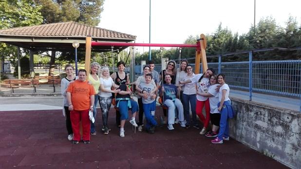 Ο Σύλλογος Κυριών της Ισραηλιτικής κοινότητας Λάρισας στα ΚΔΑΠ-ΜΕΑ