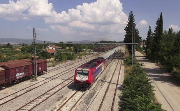 Δομοκός: Bλάβη σε δρομολόγιο του intercity προς Λάρισα