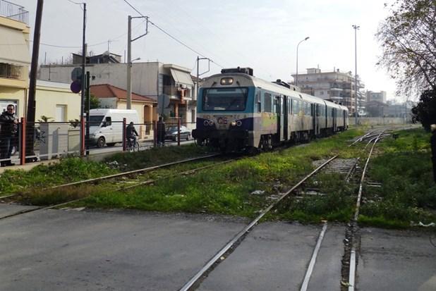 Κόβονται δρομολόγια από σήμερα στη γραμμή Λάρισας- Βόλου