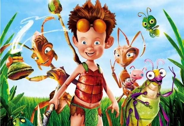 Προβολή παιδικής ταινίας στο Νηπιαγωγείο Νίκαιας
