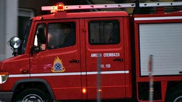 70χρονος αγρότης κάηκε ζωντανός στο Ρίζωμα Τρικάλων