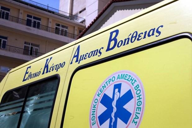 Δύο τραυματίες σε τροχαία στη Λάρισα – Μεταφέρθηκαν στο νοσοκομείο