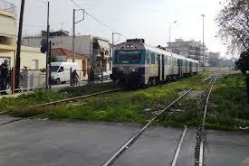 Τρένο για Λάρισα-Βόλο