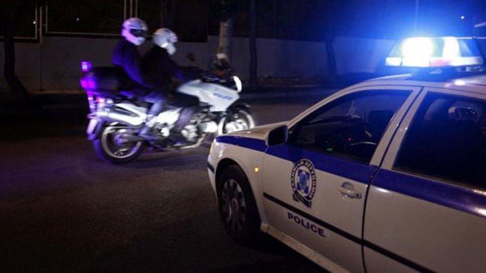 Δύο συλλήψεις για ληστείες