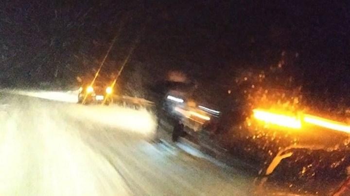 Πάνω από 20 εκατοστά το χιόνι στη δυτική Θεσσαλία