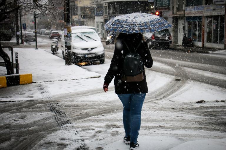 Νέο κύμα κακοκαιρίας από Τρίτη με χιόνια και βουτιά του υδραργύρου