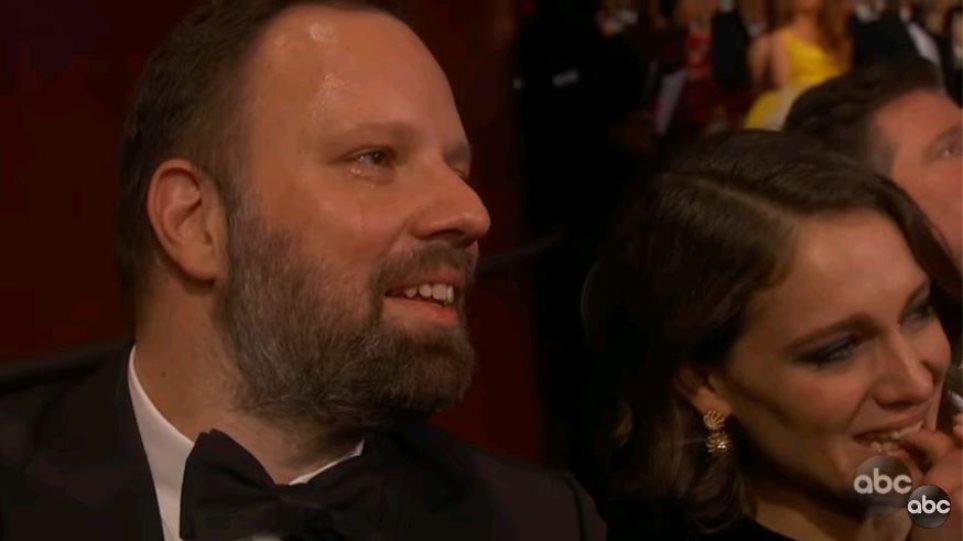 Όσκαρ 2019: Τα δάκρυα του Γιώργου Λάνθιμου για την πρωταγωνίστριά του