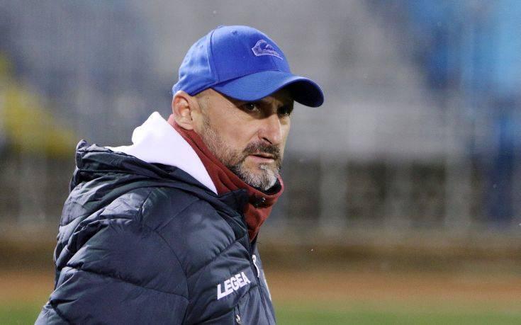 Παραιτήθηκε ο προπονητής Τζανλούκα Φέστα από την ΑΕΛ