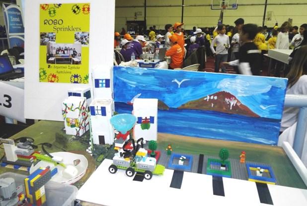 Η ρομποτική στη Θεσσαλία - Διακρίσεις ομάδων από σχολεία της Λάρισας