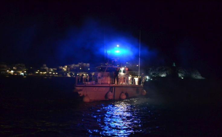 Βρέθηκαν ανοιχτά της Σάμου οι 40 μετανάστες που είχαν εκπέμψει SOS
