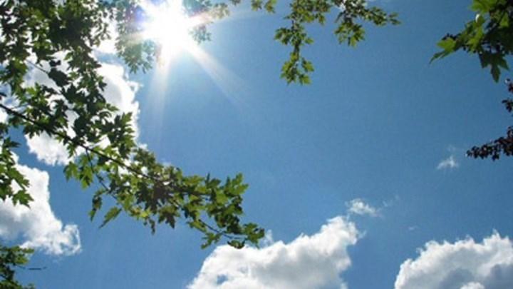 Ο καιρός σήμερα Παρασκευή στη Λάρισα