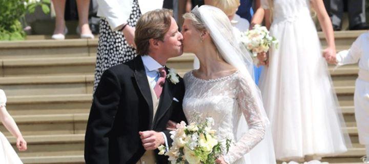 Η Lady Gabriella Windsor παντρεύτηκε τον εκλεκτό της καρδιάς της!