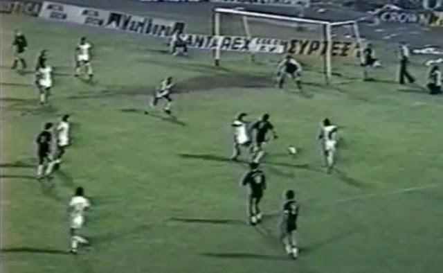 Όταν δεν έδιναν καθαρό πέναλτι στην ΑΕΛ σε τελικό! (Video)