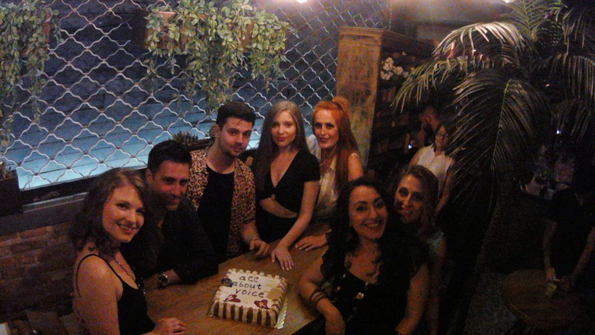 «Χαμός» έγινε στην βραδιά ALL ABOUT VOICE 𝓵𝓲𝓿𝓮 στη Λάρισα – Ατελείωτο πάρτι - ΦΩΤΟ