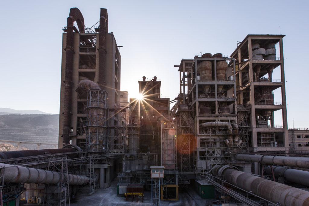 Εργατικό ατύχημα στο εργοστάσιο της ΑΓΕΤ στον Βόλο