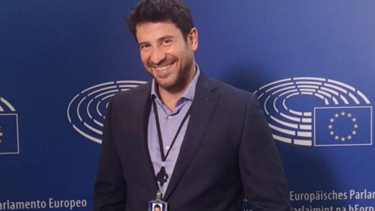 Στοχεύει στη «σύνδεση» αρχαίων θεάτρων τόνισε ο Αλέξης Γεωργούλης  στην πρώτη Ολομέλεια του Ευρωκοινοβουλίου