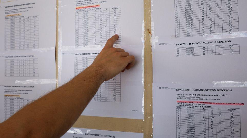 Λήγει απόψε η προθεσμία για τα μηχανογραφικά – Τα τελευταία στοιχεία για τις βάσεις