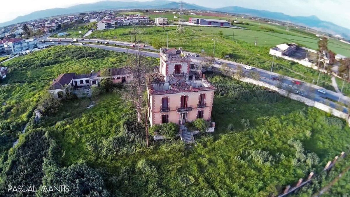 Ο πύργος Χαροκόπου στη Λάρισα και η ιστορία του! Δείτε τις εντυπωσιακές φωτογραφίες