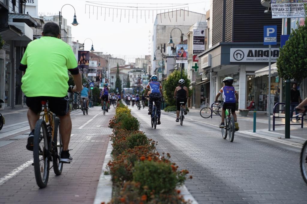 Ημέρα χωρίς Αυτοκίνητο την Κυριακή στη Λάρισα