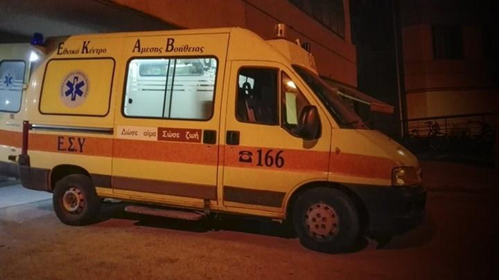 Σε κρίσιμη κατάσταση νοσηλεύεται γυναίκα που παρασύρθηκε από όχημα στην οδό Πολυμέρη