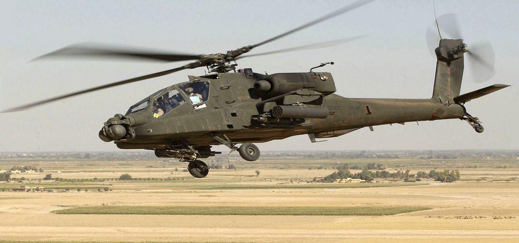 Ολοκληρώνεται η μεταφορά ελικοπτέρων στων ΗΠΑ σε στρατιωτικές βάσεις της Μαγνησίας