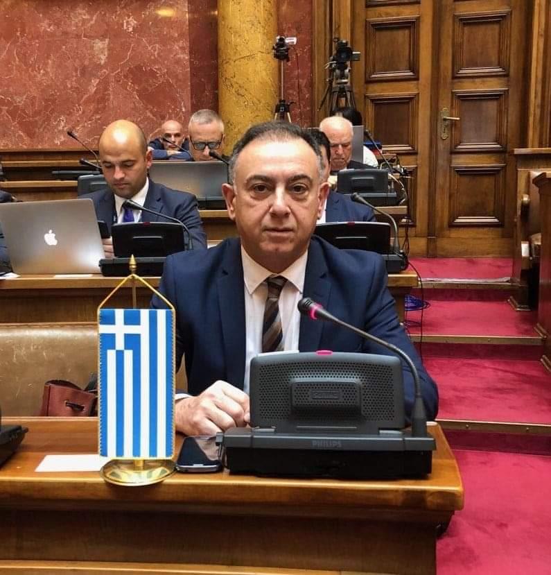 Στο Συμβούλιο της Ευρώπης ο Χρήστος Κέλλας