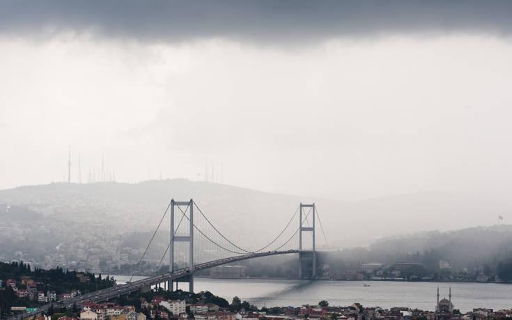 Η τεράστια γέφυρα για την Κωνσταντινούπολη που σχεδίασε ο Ντα Βίντσι σε 50 δεύτερα
