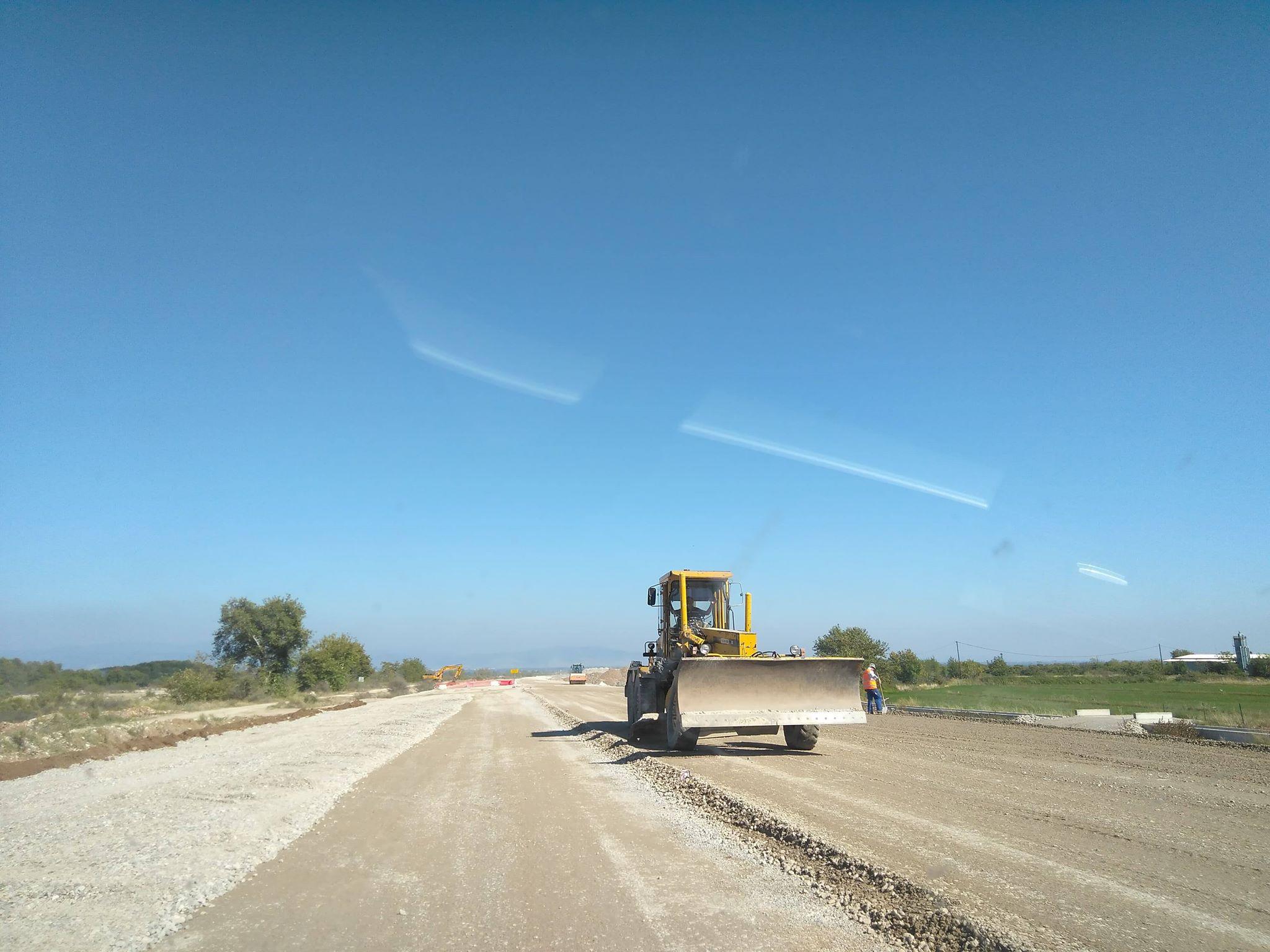 Αποκατάσταση του ορεινού οδικού δικτύου Πύλης