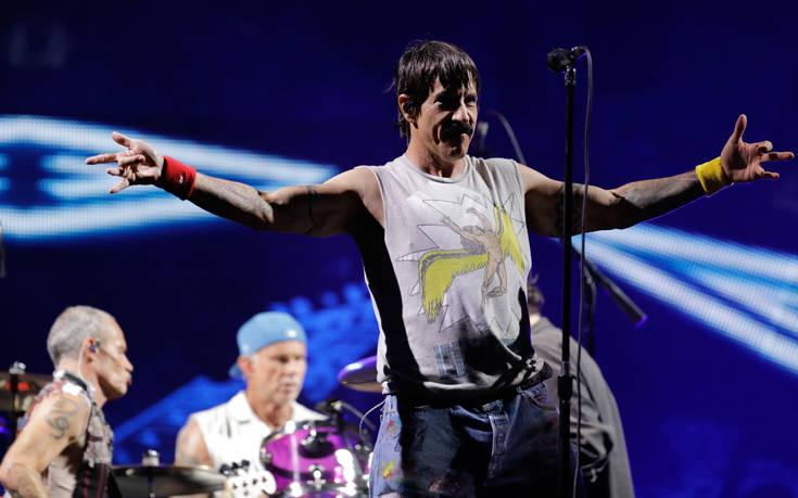 Οι Red Hot Chili Peppers έρχονται στην Αθήνα