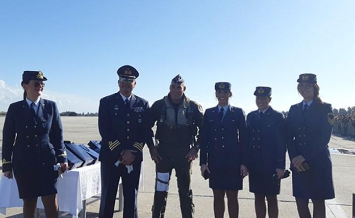 Με κάθε επισημότητα γιόρτασε η Πολεμική Αεροπορία στη Λάρισα – ΦΩΤΟ