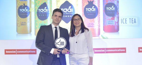 Διακρίσεις για τα προϊόντα ΟΛΥΜΠΟΣ στα Healthy Diet Awards!