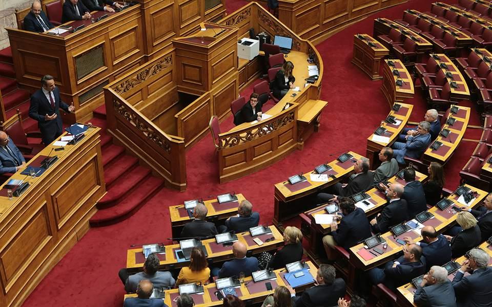 «Ωρα του Πρωθυπουργού» χωρίς παρουσία του ΣΥΡΙΖΑ