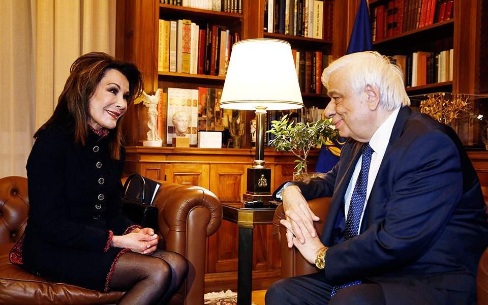 Προκ. Παυλόπουλος: Οι Έλληνες μπορούμε να κάνουμε πολλά, αρκεί να είμαστε ενωμένοι