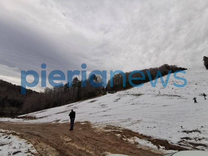 Χιονοδρομικό Κέντρο Ελατοχωρίου: Ένας εορταστικός – και όχι μόνο – προορισμός για όλη την οικογένεια