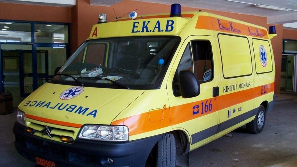 Τραυματίστηκε άντρας από λάστιχο που έσκασε σε βουλκανιζατέρ στη Λάρισα