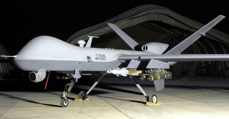 Στη Λάρισα ο Πάϊατ για επίδειξη του drone θεριστή - Στο επίκεντρο διεθνούς ενδιαφέροντος η Λάρισα και η 110 ΠΜ
