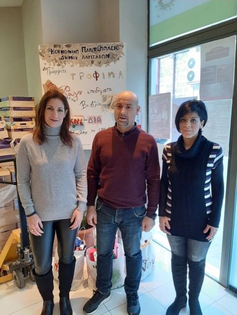 Γονείς και μαθητές του 22ο Νηπιαγωγείου Λάρισας συγκέντρωσαν παιχνίδι