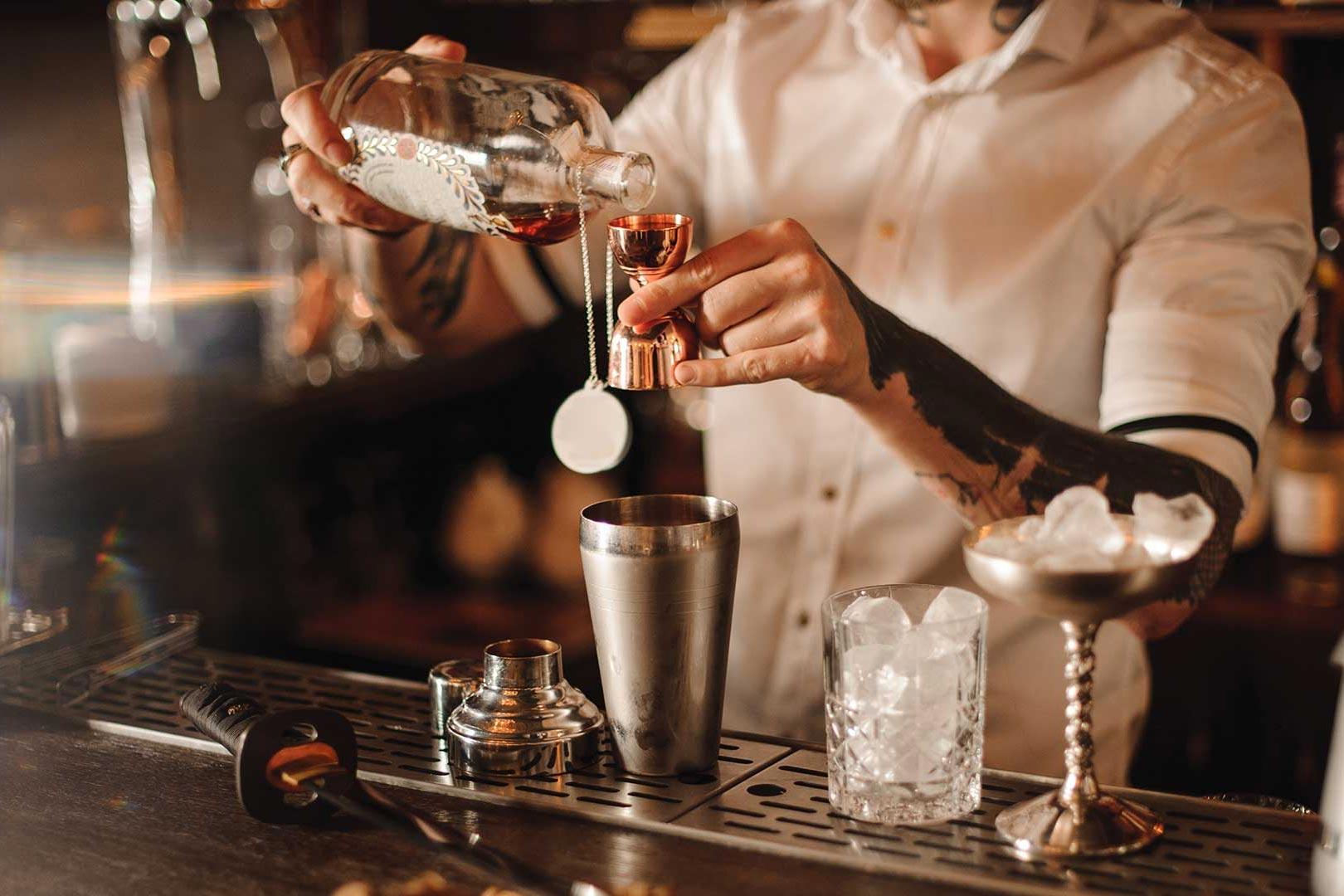 Διαγωνισμός για τον καλύτερο Ελληνα «bartender» στη Λάρισα