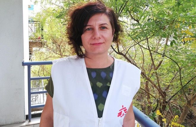 Γιατροί Χωρίς Σύνορα: «Είναι σαν να βρίσκομαι σε αποστολή στην ίδια μου τη χώρα», λέει η Ελασσονίτισσα πρόεδρος